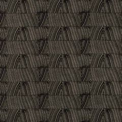 Groundworks Sunbrella Post Weave Midnight GWF-3738-18 by Kelly Wearstler Upholstery Fabric