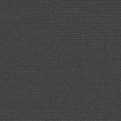 Sunbrella Canvas Carbon SJA 3906 137 European Collection Upholstery Fabric