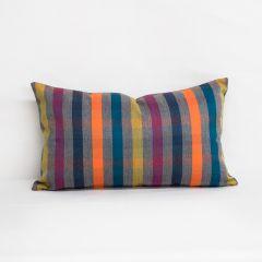 Indoor/Outdoor Sunbrella Connect Twilight - 20x12 Throw Pillow (quick ship)
