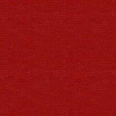 Kravet Sunbrella Canvas Jockey Red Gr-5403-0000-0 Soleil Collection Upholstery Fabric