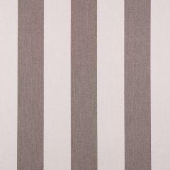 Sunbrella Beaufort Mushroom 4753-0000 46 inch Stripes Awning / Marine Fabric