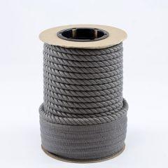 Sunbrella Trim 07313-4644 Twist Cord Edge 3/8 inch Graphite