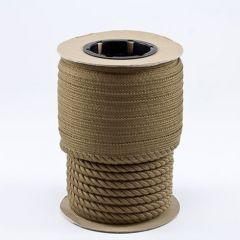 Sunbrella Trim 07313-4676 Twist Cord Edge 3/8 inch Cocoa