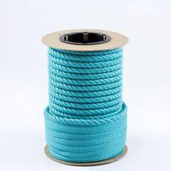 Sunbrella Trim 07313-5416 Twist Cord Edge 3/8 inch Aruba