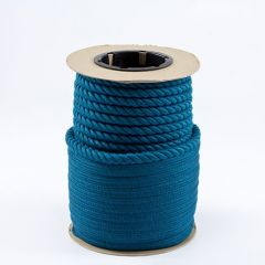 Sunbrella Trim 07313-5418 Twist Cord Edge 3/8 inch Deep Sea
