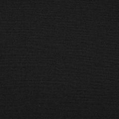Sunbrella 6008-0000 Black 60 in. Awning / Marine Grade Fabric