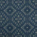 Kravet Sunbrella Penang Indigo 34875-50 Oceania Indoor Outdoor Collection Upholstery Fabric