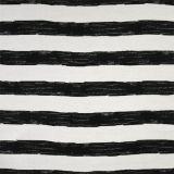 Silver State Sunbrella Long Island Onyx Roman Holidays Collection Upholstery Fabric