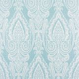 Scalamandre Sunbrella Harwich Port Turquoise 2 Elements IV Collection Upholstery Fabric