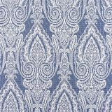 Scalamandre Sunbrella Harwich Port Indigo 1 Elements IV Collection Upholstery Fabric